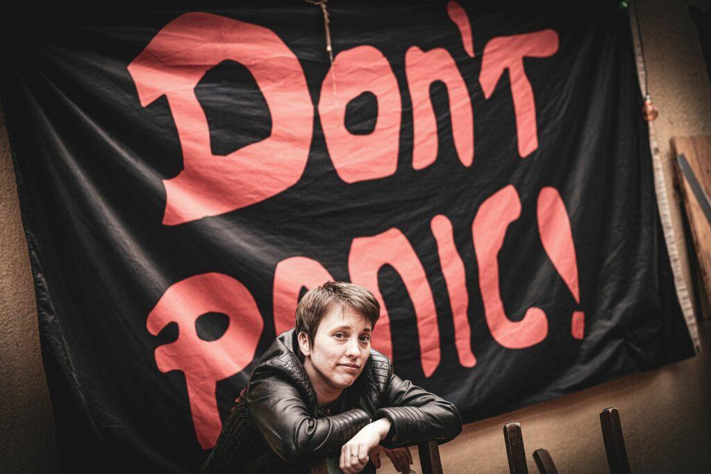 Annika Blanke (c) Fotograf: Niels Wagner