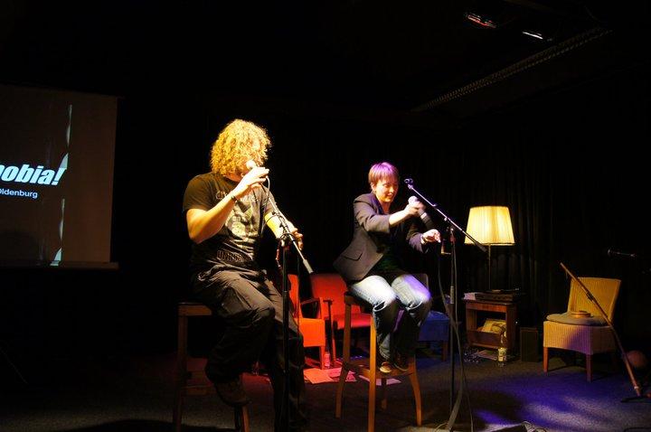 Christian Bruns und Annika Blanke (c) Fotograf: Lennart Eichbaum